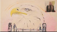 An Eagle came to Phoebe in a dream Burning Man, Eagles, Painting, Art, Art Background, Eagle, Painting Art, Kunst, Paintings