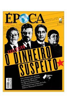 Disso Voce Sabia?: Relatório do Coaf mostra movimentações milionárias nas contas de Lula, Palocci, Pimentel e Erenice