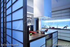 strona fotografa Radka Wojnara poświęcona wnętrzom w nowoczesnej stylistyce oraz innej tematyce Modern Interiors, Kitchen Cabinets, Home Decor, Decoration Home, Room Decor, Cabinets, Modern Home Design, Home Interior Design, Interior Modern