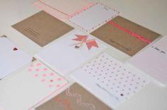 Valentine's Day Stationery - Cupcakes