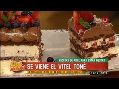 Receta dulce: torta navideña