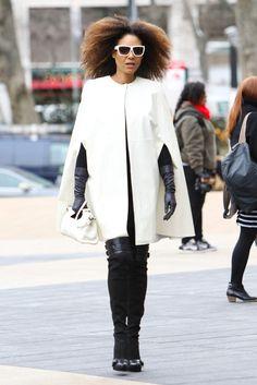 BOOM. Perfect. | They Are Wearing: New York Fashion Week - Slideshow - WWD.com