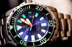 Deep Blue Depthmaster 3K II Baselworld 2016