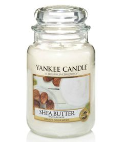 Shea Butter – Pure contentment… indulge yourself in this creamy smooth scent with hints of beautiful fruit blossoms.