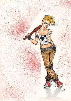 hardcore girl