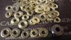 Lot Of 100 50 Pairs  Bullet Stud for Jewelry by FairyGlowLantern, $300.00