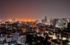 Dhaka, Bangladesh...See you in February!!
