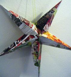 This article is about junk mail crafts. There are a wide variety of unique projects to make with recycled paper including stationery products, wall art, jewelry, and home decor. There are lots of photos and resources. Recycled Paper Crafts, Recycled Magazines, Recycled Crafts, Recycled Jewelry, Handmade Crafts, Handmade Rugs, Crafts To Make, Fun Crafts, Arts And Crafts