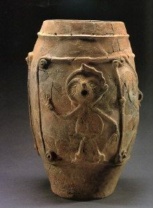 Jomon Pottery #1