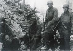 Fallschirmjager Montecassino 1944, pin by Paolo Marzioli