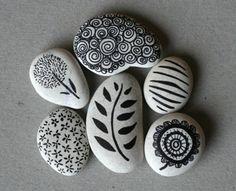 basteln mit naturmaterialien 42 coole bastelideen schone steinesteine bemalenbemalte