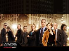 I'm a Law and Order junkie. Nothing like a good L+O marathon to bring my productivity to a screeching halt!