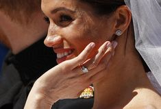 Meghan Markle Wore an $8 Drugstore Nail Polish on Her Wedding Day- TownandCountrymag.com