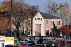 Oficiales indican que el gatillero del Azana Salón & Spa, en Brookfield, Wisconsin, tenía un récord de agresiones domésticas. STACEY WESCOTT/CHICAGO TRIBUNE