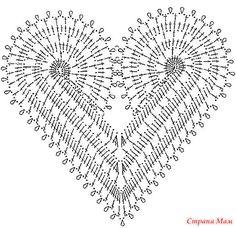 Videolu, Tığ İşi Kalp Örgü Bluz Nasıl Yapılır? 29