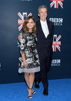 Jenna Coleman will neither confirm nor deny rumours she is leaving Doctor Who