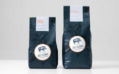 Big Island Coffee Roasters by Un Studio on The Dieline