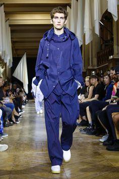 3.1 Phillip Lim Menswear Spring Summer 2016 Paris - NOWFASHION