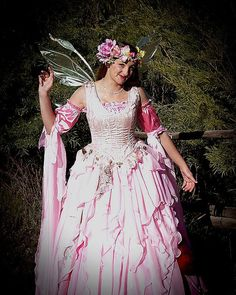 DDNJ Choose Color 4pc Fantasy Fairy Corset Gown Princess Queen Renaissance Wedding Plus Custom Made Any Size Anime Cosplay on Etsy, $345.00