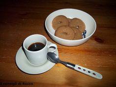 ciambelline panna e caffè Briccodolce