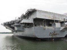 Ex-USS Forrestal sold for scrap for a penny