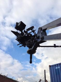 #Tilta cinema rig mounted on jib while shooting for #heartofchaos By @louisvell01