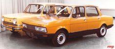 OG | Simca 1000 | 1976 Simca 1005/1006 facelift design proposal dated 1975