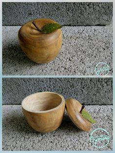 樟木蘋果盒(平安)(apple box)