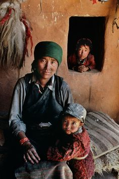 Families | Steve McCurry