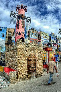 Cuba, La Habana. Callejón de Hamel | by Cesar Catalan