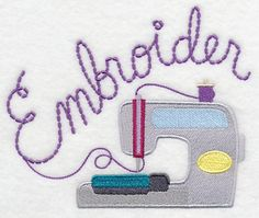 Embroider and Machine design (K5189) from www.Emblibrary.com