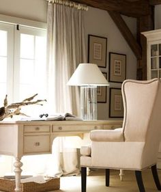 A Romantic Little Desk   Emily Petite Desk, Ethan Allen. | Romance   Styles  | Pinterest | Desks, White Desks And Bedrooms