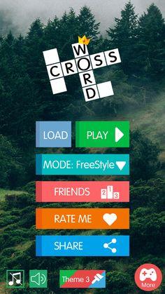 kostenlos Kreuzworträtsel online und offline zu spielen: https://play.google.com/store/apps/details?id=com.EnCrabStudio.kreuzwortratsel