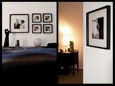 Decorar Sala Com Quadros Fotos