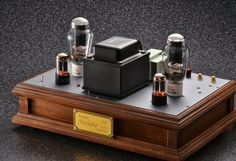 Kanbo Yoshida Amplifier 直熱管アンプ