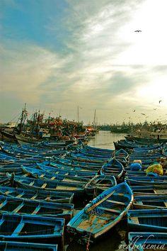 Interesting Essaouira - http://www.travelandtransitions.com/destinations/destination-advice/africa/morocco-travel-map-things-todo/