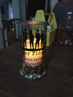 Crucible Candle