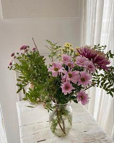 My Flower, Fresh Flowers, Wild Flowers, Beautiful Flowers, Flower Aesthetic, Decoration, Planting Flowers, Floral Arrangements, Aesthetics