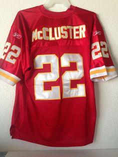 Dexter McCluster  22 Kansas City Chiefs Embroidered Reebok Jersey 52   Reebok  KansasCityChiefs 653aaf905