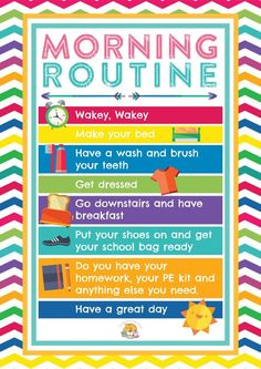 10 Top Tips to make going back to school easier (for both you and the kids) so here's some great tips to help.  Includes a free morning routine printable!
