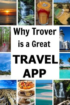 9 Reasons Why TROVER is a Great New Travel App