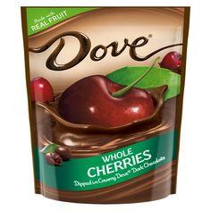 Dove Fruit Dark Chocolate with Whole Cherries - 6oz