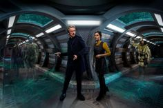 Crítica | Doctor Who 9X03 e 4: Under the Lake / Before the Flood