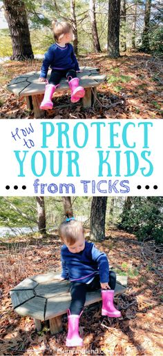 Enjoy the outdoors while keeping your family safe with practical tips on how to prevent tick bites and what to do if you find a tick on your kids.#FloatingHospital #IC #ad Expert advice from the Floating Hospital for Children at Tufts Medical Center. | kids health, baby health, summer safety, tick prevention, tick bite care, outdoor summer activities, summer family fun | The Mom Friend