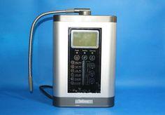 awesome Attrezzatura alcalina di Ionizer dell'acqua di elettrolisi dell'esposizione dell'affissione a cristalli liquidi