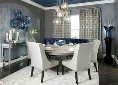34 Functional Small Dining Room Decor Ideas