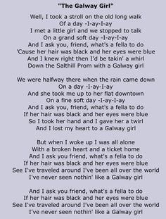 63 super Ideas quotes lyrics songs ed sheeran etsy Irish Song Lyrics, Irish Songs, Music Lyrics, New Quotes, Lyric Quotes, Happy Quotes, Funny Quotes, Galway Girl Lyrics, Celtic Music