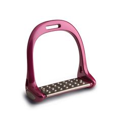Ultra-Lightweight and Strong as Hell patented Titanium Stirrups from Lorenzini - Available at http://justriding.com