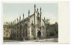 Hugenot Church, Charleston, S. C.