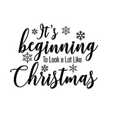 Its beginning christmas quote phrase Graphics SVG Dxf EPS Png Cdr Ai Pdf Vector Art Clipart instant Christmas Salon, Christmas Svg, Christmas Printables, Christmas Decals, Christmas Greetings, Christmas Nails, Christmas Trees, Christmas Decorations, Art Clipart